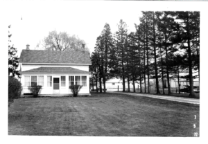 Harold and Cleo farmhouse