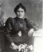Kate Carmack 1898 (Archivio Yukon)