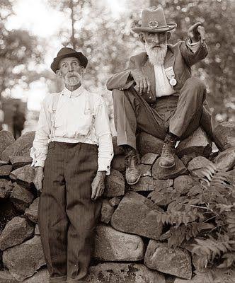 Gettysburgh veterans