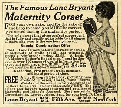pregnancy corset