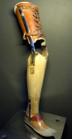 ww2-prosthetic-leg